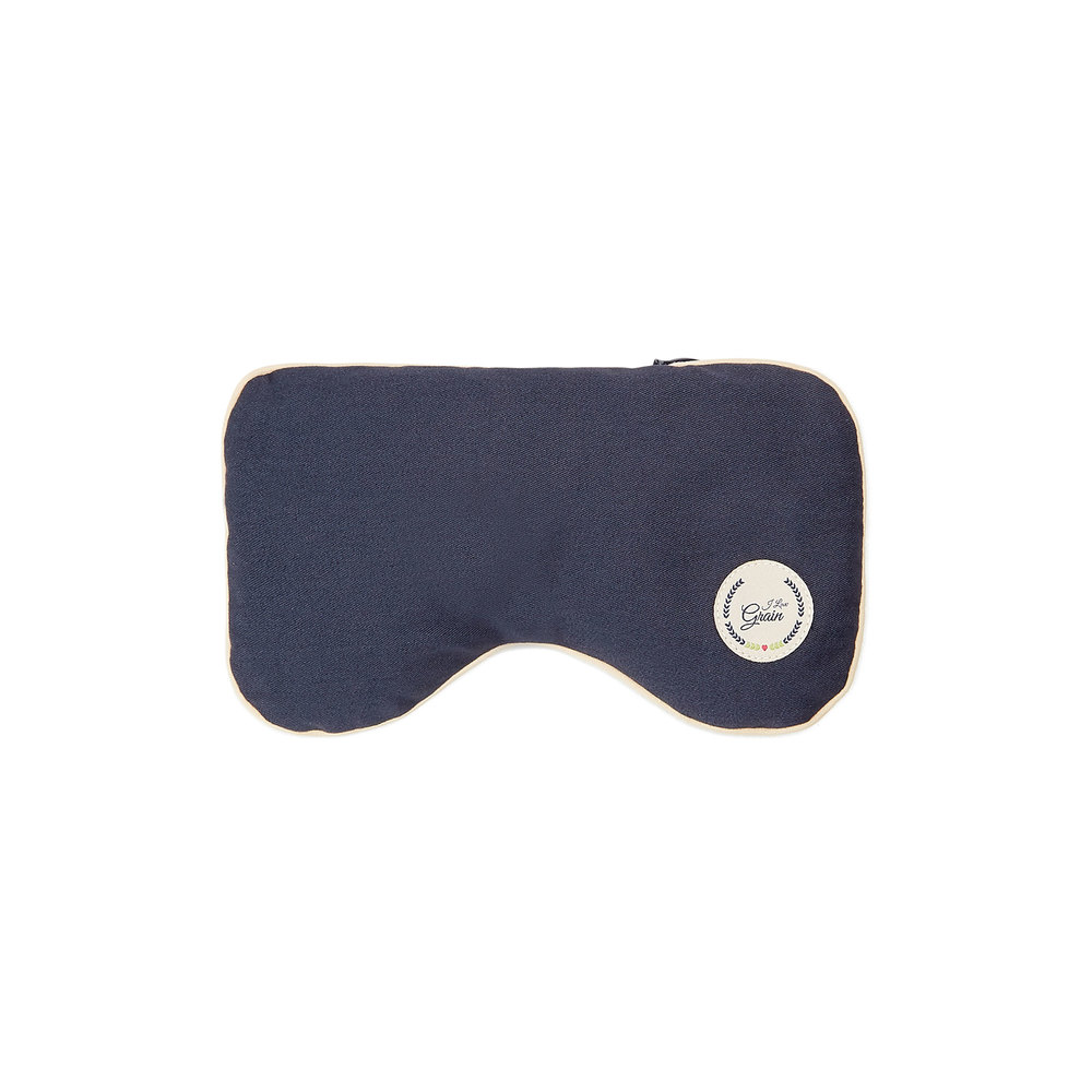 goop Exclusive Organic Eye Pillow with Lavender & Mustard Seeds