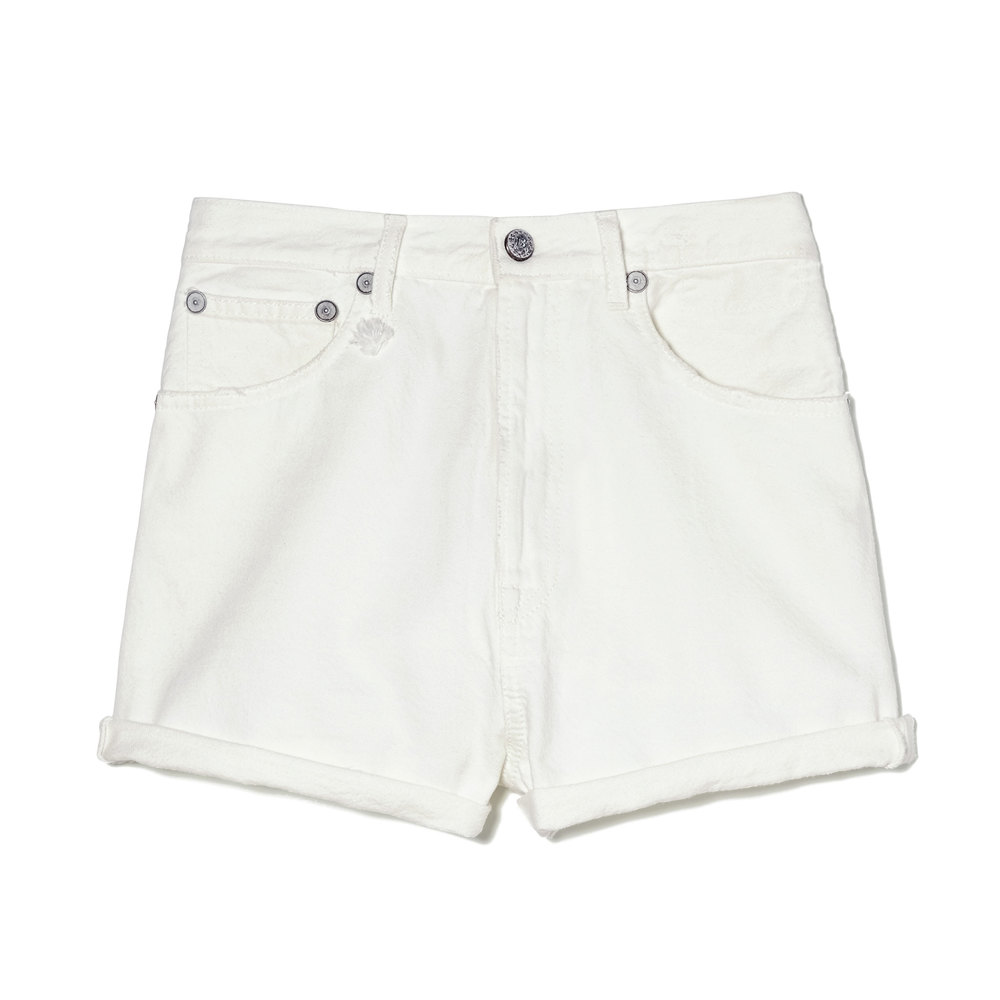 R13 | High-Rise Hailey Shorts