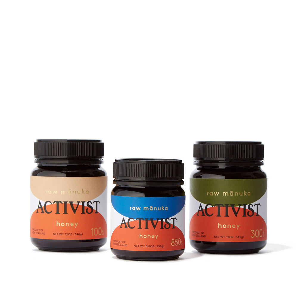 Manuka Honey Trio